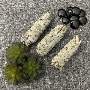 Medium Sage Smudge Stick