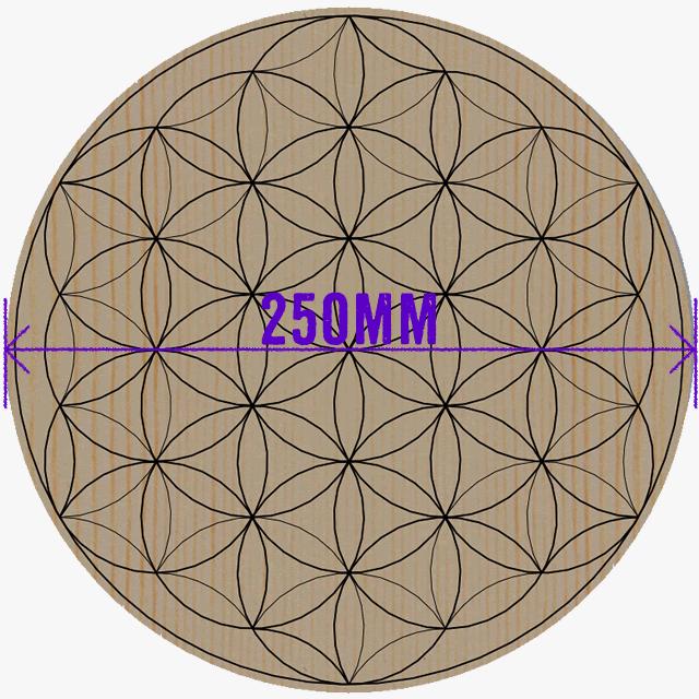 Grid Sizes-250mm